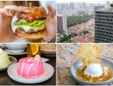 """Alley on 25 - """"Dining In The Sky"""" With 5 Unique Restaurants At Andaz Singapore. Weekend Breakfast Buffet At $35++"""