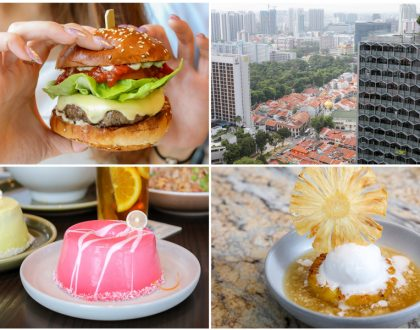 "Alley on 25 - ""Dining In The Sky"" With 5 Unique Restaurants At Andaz Singapore. Weekend Breakfast Buffet At $35++"