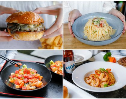 Changi City Point - 1-For-1 Main Courses, From Table Manners, WOLF Burgers, Teppei Syokudo And More