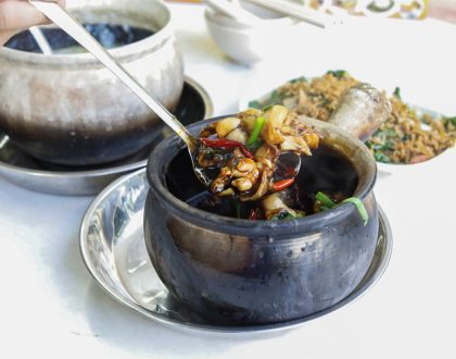 Eminent Frog Porridge - Popular Frog Porridge Shop At Geylang Got A Michelin Bib Gourmand, Go For The Gong Bao