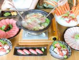EN Sakaba - All-You-Can-Eat Miyazaki Wagyu & Premium Queen Crab Japanese Hotpot Buffet, At Capital Tower & JEM