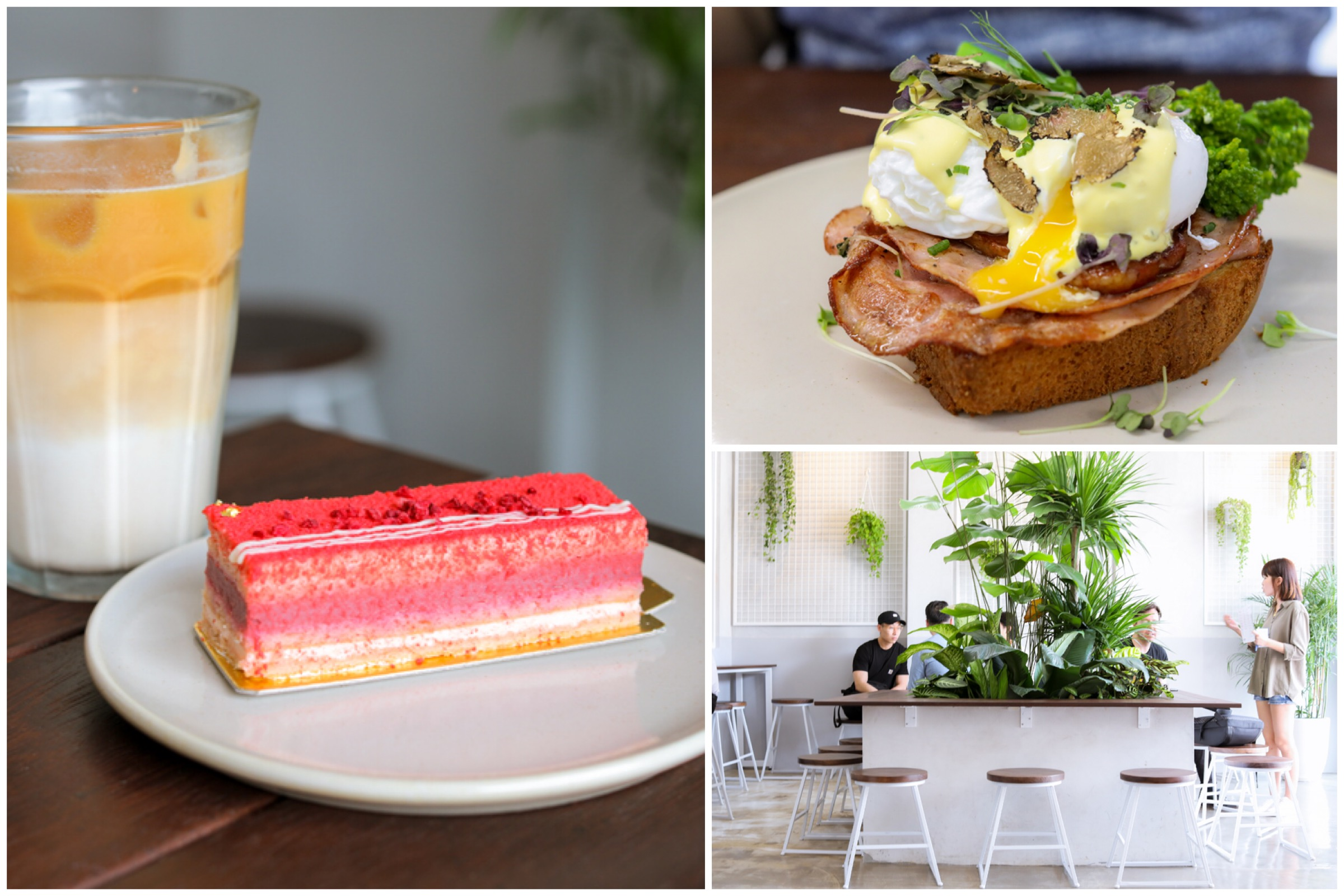 Five Oars Coffee Roasters - Melbourne Inspired Cafe With Loads Of Brunch Items, At Tanjong Pagar