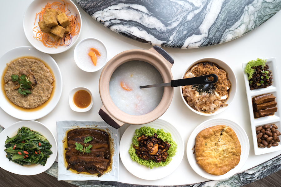 Goldleaf Restaurant - Nostalgic Taiwanese À La Carte Porridge Buffet At $19.80++ Onwards, Found At Katong Square