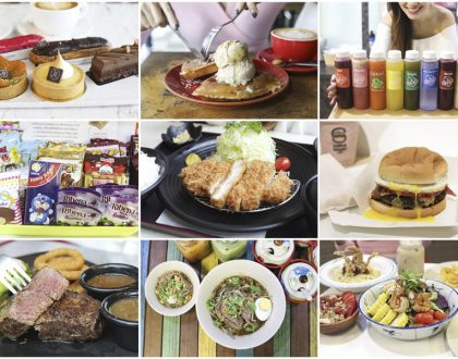 myVillage at Serangoon Garden - Assemble Your Own Burger, Enjoy Tonkatsu And Find Old School Snacks
