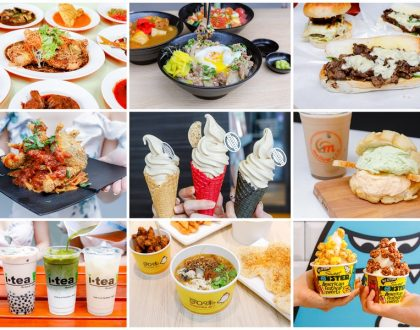 Our Tampines Hub - 9 Food Places In The East, Serving Cheesesteaks, Melonpan With Ice Cream, Cold Brew Softserve
