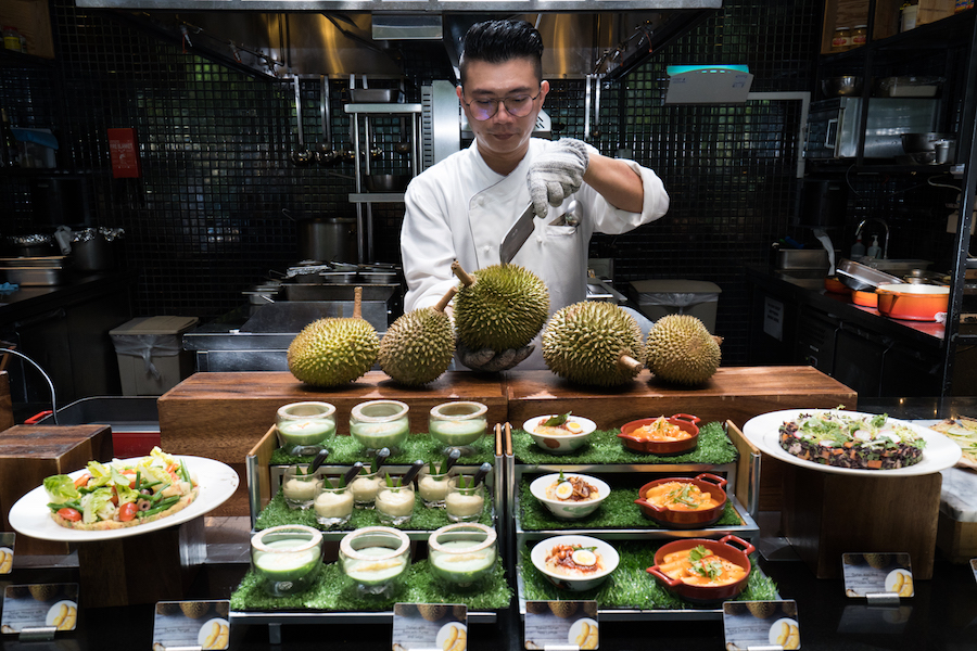"""Lime – """"Thorny Temptations"""" Durian Buffet With All-You-Can-Eat"""
