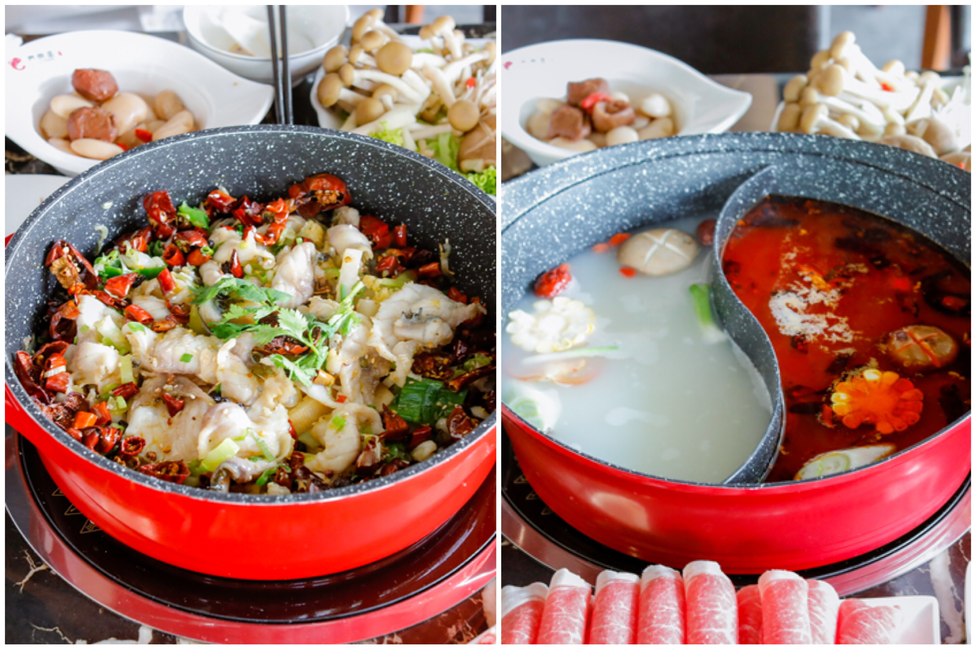 Qi Lai Feng – Hidden Gem In Yishun Serving Both Dry Fish Pot And Hot Pot, 32% OFF All Fish Pot For Opening Special