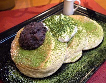 Riz Labo Kitchen Singapore - Jiggly Japanese Pancakes From Omotesando Tokyo Arrives At Wisma Atria