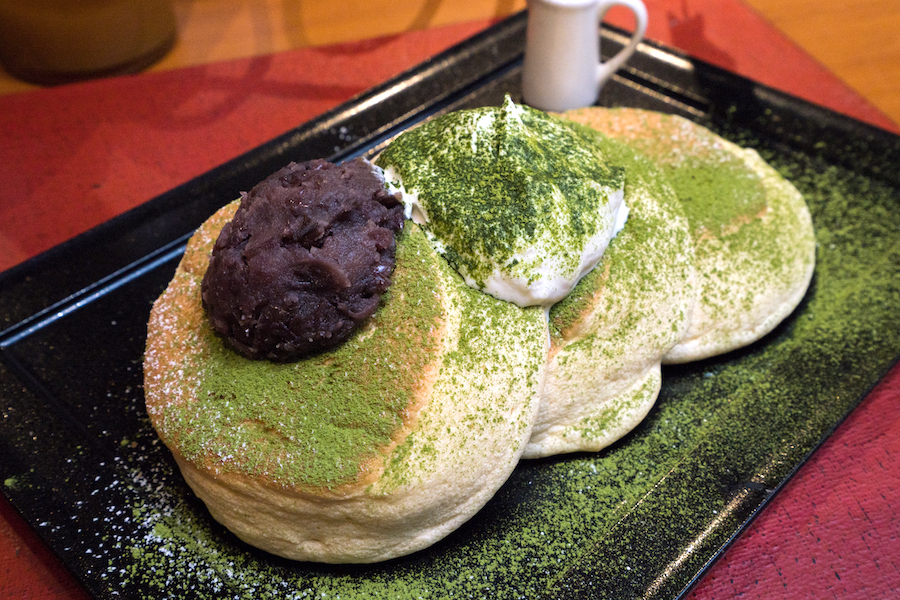 Riz Labo Kitchen Singapore - Jiggly Japanese Pancakes From Omotesando Tokyo Arrives At Wisma Atria