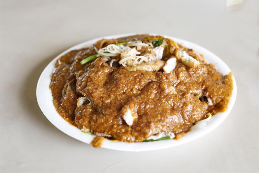 Shi Wei Da 食为大 – Sumptuous Satay Bee Hoon at Bedok 85 Fengshan Market, With Michelin Bib Gourmand