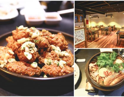 Danjee Sydney - Upscale Korean Restaurant, With Delicious Seafood Stew, BBQ Dishes And Sharing Plates