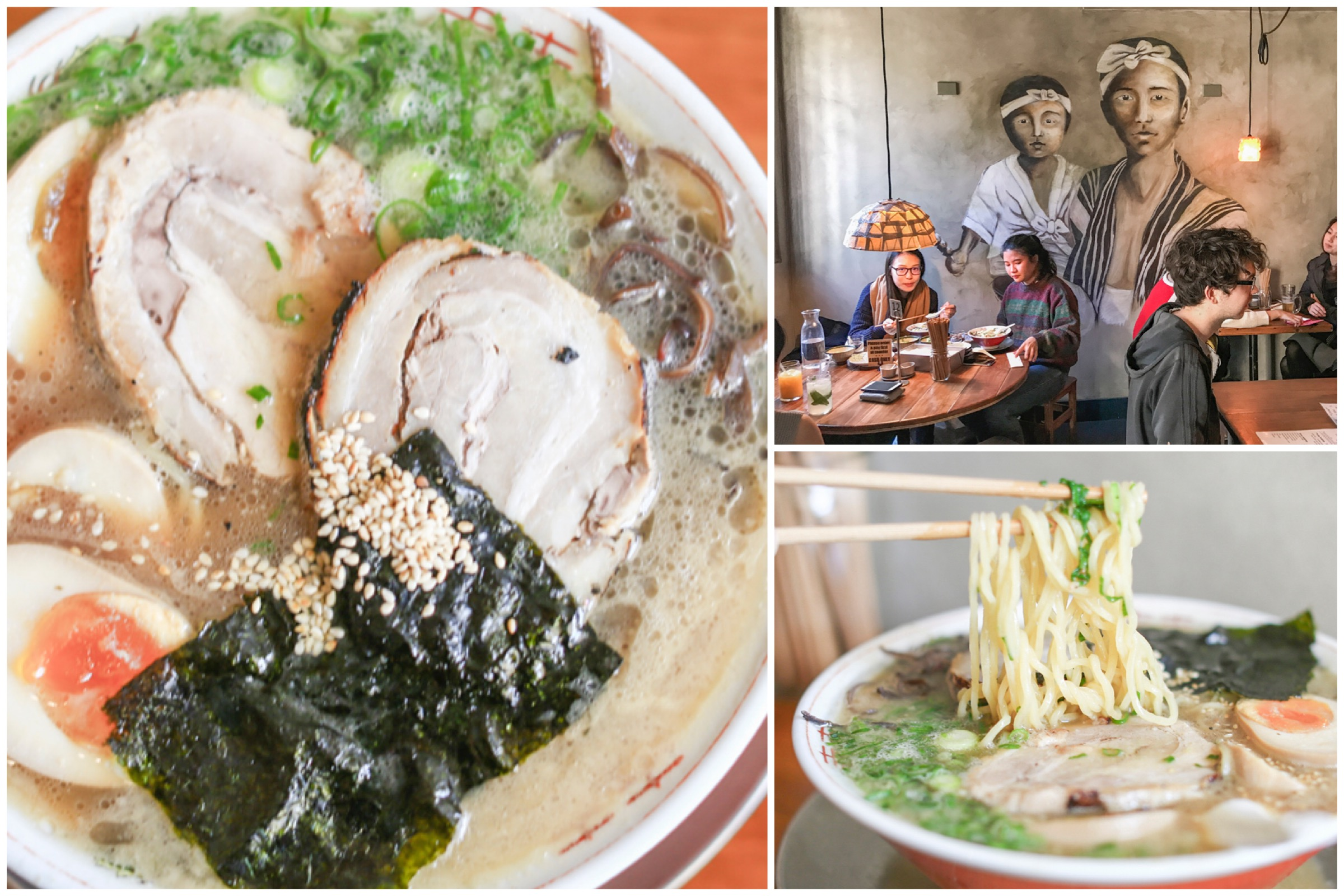 Chaco Bar - Hip Ramen And Yakitori Joint In Sydney, Tonkotsu Broth So Rich And Fine