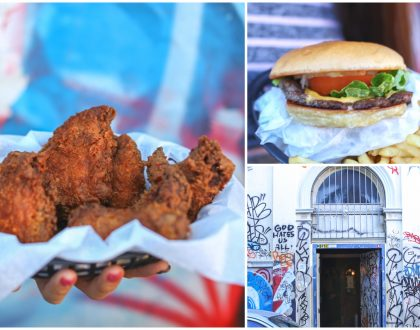Mary's - One Of Sydney's Hottest Burger And Fried Chicken Joint, Hidden From Sight At Newtown