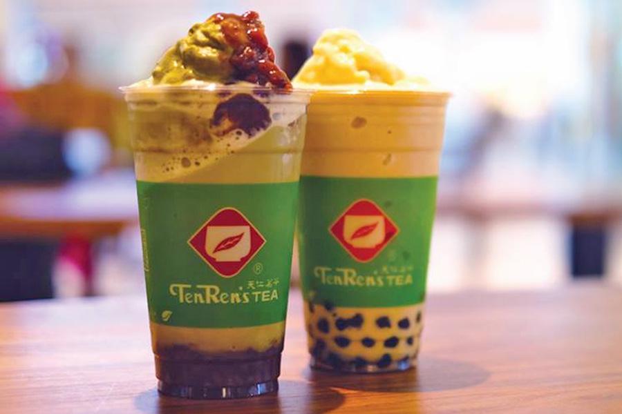 Hasil gambar untuk hongkong te'rens tea cha bubble tea