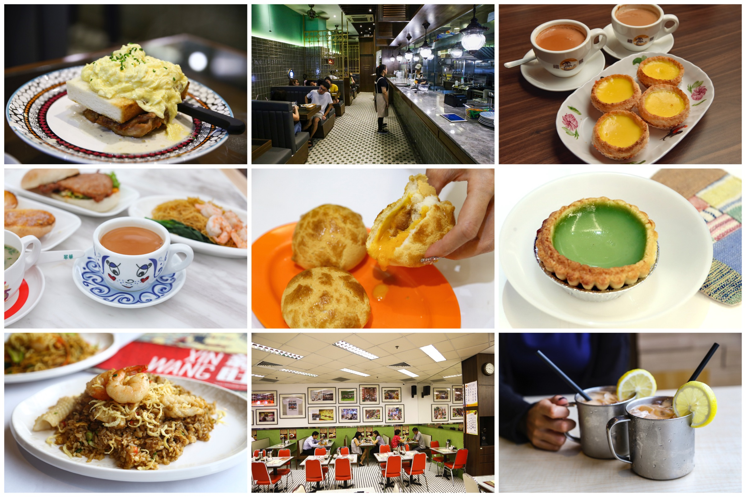 "10 Hong Kong Cafes In Singapore - Get The ""Cha Chaan Teng"" Experience With These Late Night Cafes"