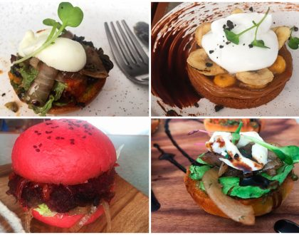 Between Buns, New Delhi – Hip & Young Restaurant Serving Beet And Truffle Mac-n-Cheese Burgers