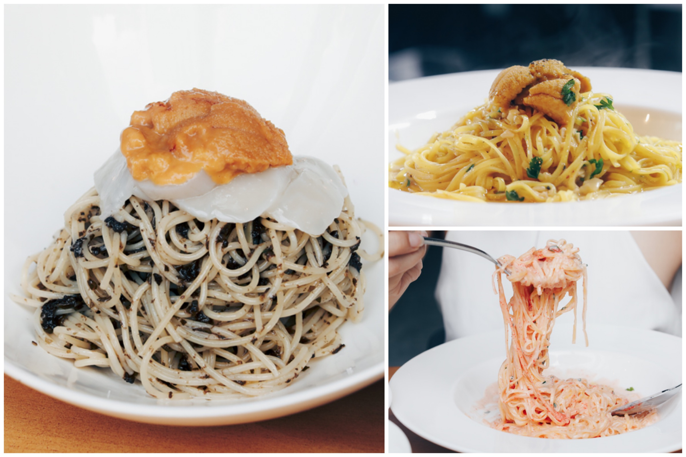 PocoLoco - Authentic, Inexpensive Pasta Found At Novena And Yishun, With Japanese Uni & Mentaiko Pasta Specials