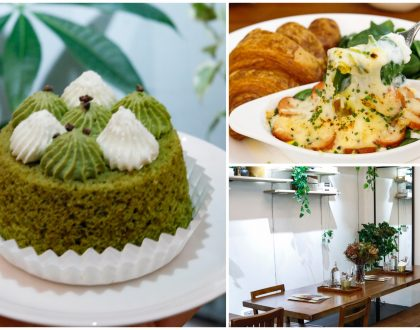 Kokoro - Wholesome Food And Matcha Chiffon In A NEW Cafe Near Bugis