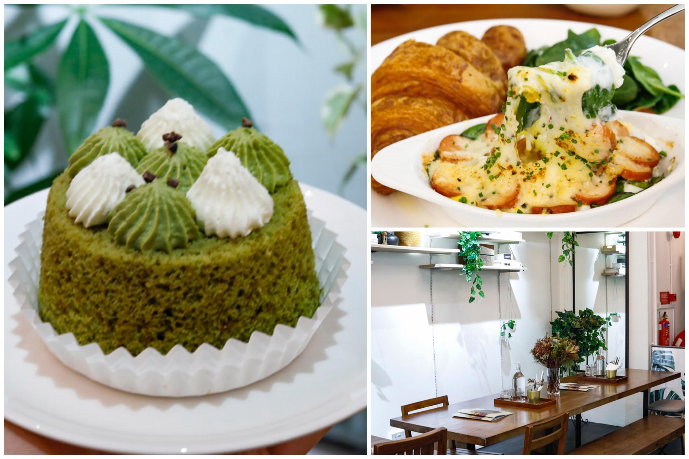 Kokoro - Wholesome Food And Matcha Chiffon In A NEW Cafe Near Bugis