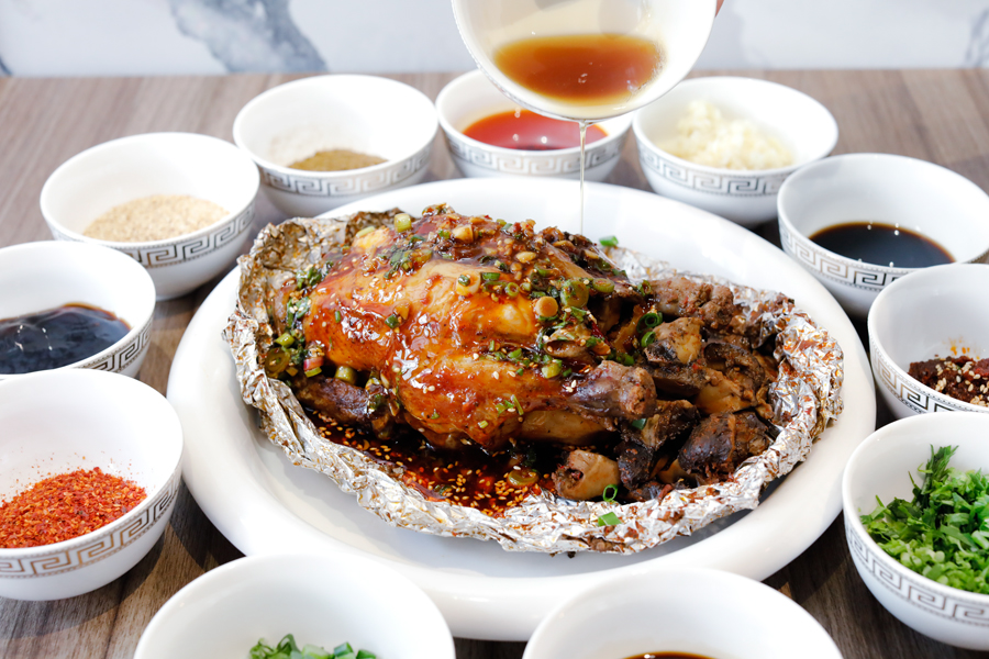 Chengdu Restaurant 成都川菜馆 Authentic Sichuan Dishes And