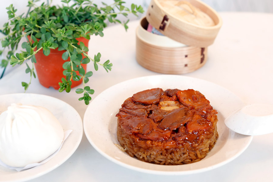 Chin Sin Huan 振新园 - 2nd Generation Of Famous Tanjong Rhu Pau Opens Café Serving Delicious Buns And Fan Choy