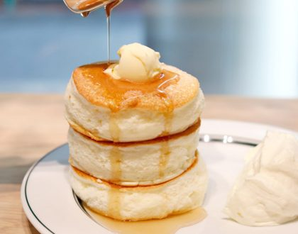 Gram Café & Pancakes – Japan's Most Famous Wobbly Pancakes Arrives In Bangkok, At Siam Paragon