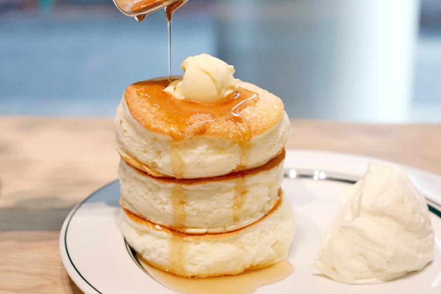 Gram Café & Pancakes – Japan's Most Famous Wobbly Pancakes Arrives In Bangkok, At Siam Paragon