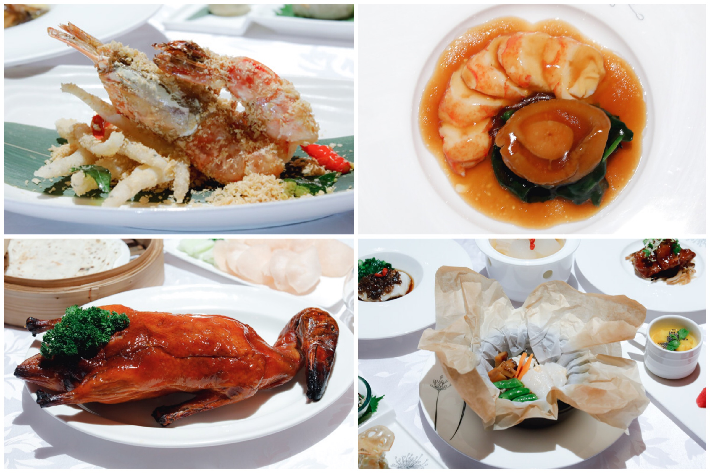 Hai Tien Lo – For Cantonese Delicacies & Dim Sum. Receive A Complimentary Peking Duck With Any Order Of Set Menu