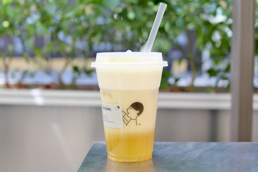 Hey Tea 喜茶 - That Mega Popular Cheese Tea Shop Is Finally Coming To Singapore, At ION Orchard