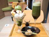 Kagurazaka Saryo 神楽坂茶寮 - Japanese Matcha Teahouse With Matcha Nitro Drinks And Matcha Fondue, At VivoCity