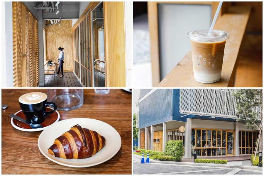 Roots at Sathon - Famous Bangkok Coffee Place Opens A Full-Fledged Cafe & Showcase Bar In Sathorn