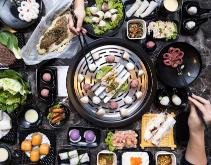 Steam Box – Enjoy Hotpot And Steam Pot 2-in-1, Till Beyond Midnight At Serangoon Garden
