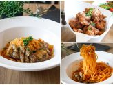 "Spagtacular - Under-The-Radar Spaghetti Cafe Serving ""Geylang Serai"" Curry Pasta And Kimchi Pasta, At South Bridge Road"