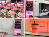 Zapangi 자판기 – Pretty In Pink Café Hidden Behind A Vending Machine, At Mangwon-dong Seoul