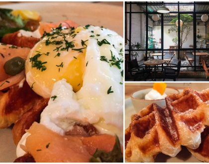 Café Dori, New Delhi – Drool-Worthy Food By Popular Lifestyle Brand, At Dhan Mill Compound