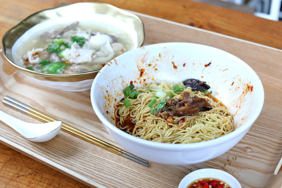 Ah Ter Teochew Fishball Noodle Bar – Famous Amoy Street Food Centre BCM Stall Opens Restaurant Near Boat Quay