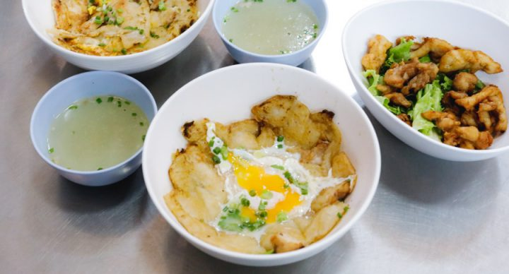 Ann Guay Tiew Kua Gai - Bangkok's Top Fried Chicken Rice Noodles With Runny Egg, Located Near Chinatown. Tried This Before?