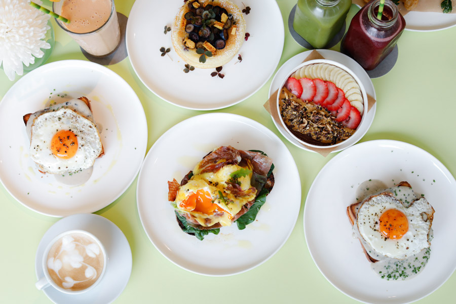 COMO Cuisine - NEW Menu With Breakfast Favourites And Comforting All-Day Dining Meals At Dempsey