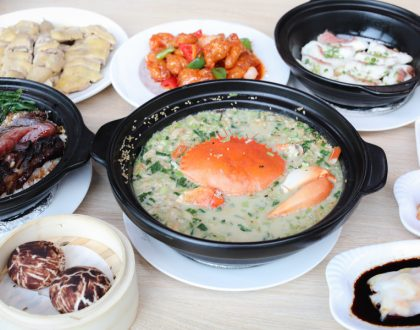 East Bistro 東小馆 -  Crispy Rice with Crab, Dim Sum And Hearty Cantonese Dishes At myVillage Serangoon Garden