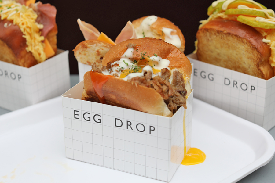 Egg Drop 에그드랍 - Must Have Korean Egg Toast In Seoul, This Is The Real Deal