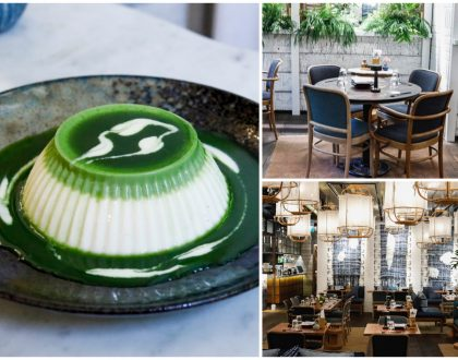 JYPSY - PS Cafe Opens Stylish Japanese Restaurant, Go For The Matcha Panna Cotta