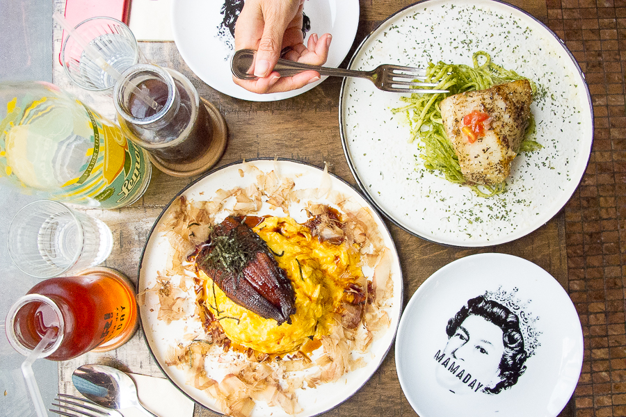 "Mamaday Café – Whimsical Café From Taipei Opens In Hong Kong At Causeway Bay. Food Is Ironically 麻麻地 ""Mamaday"""