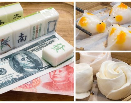 Ming Bistro 名館 –  Cute, Animal Dim Sum And Edible Mahjong Tiles, At Hong Kong Central