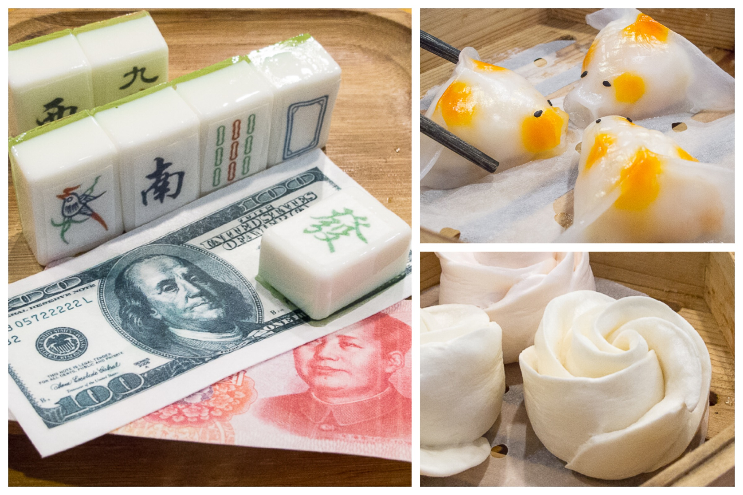 Ming Bistro 名館 –  Cute, Animal Dim Sum And Edible Mahjong Tiles, At Hong Kong Central