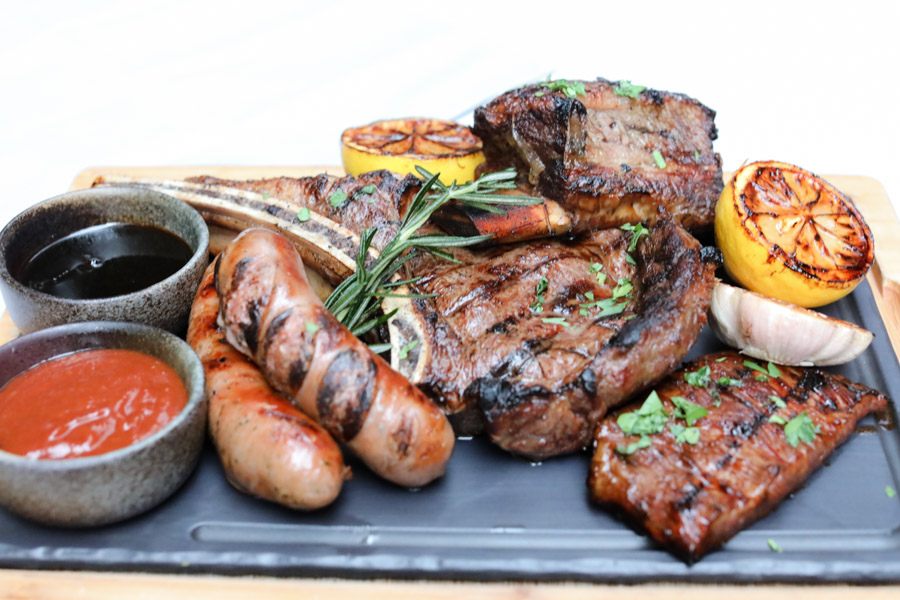 Opus Bar & Grill - NEW Premium Butcher's Cuts Perfect For Sharing, With FREE FLOW WINE