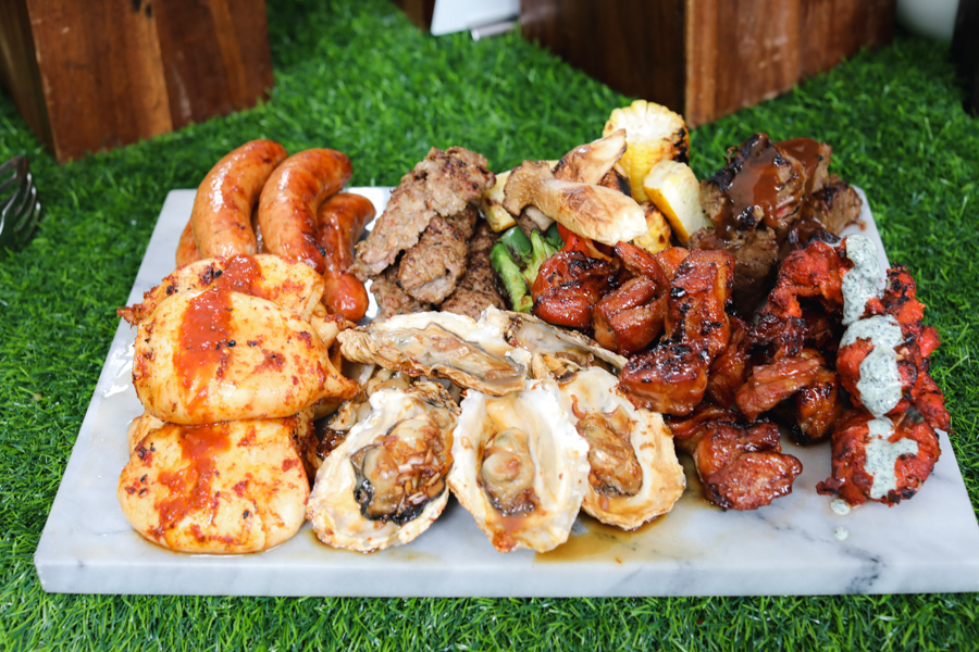 Thrill of the Grill – All-You-Can-Eat BBQ Buffet With Wagyu Beef and Seafood, At Lime Restaurant PARKROYAL on Pickering