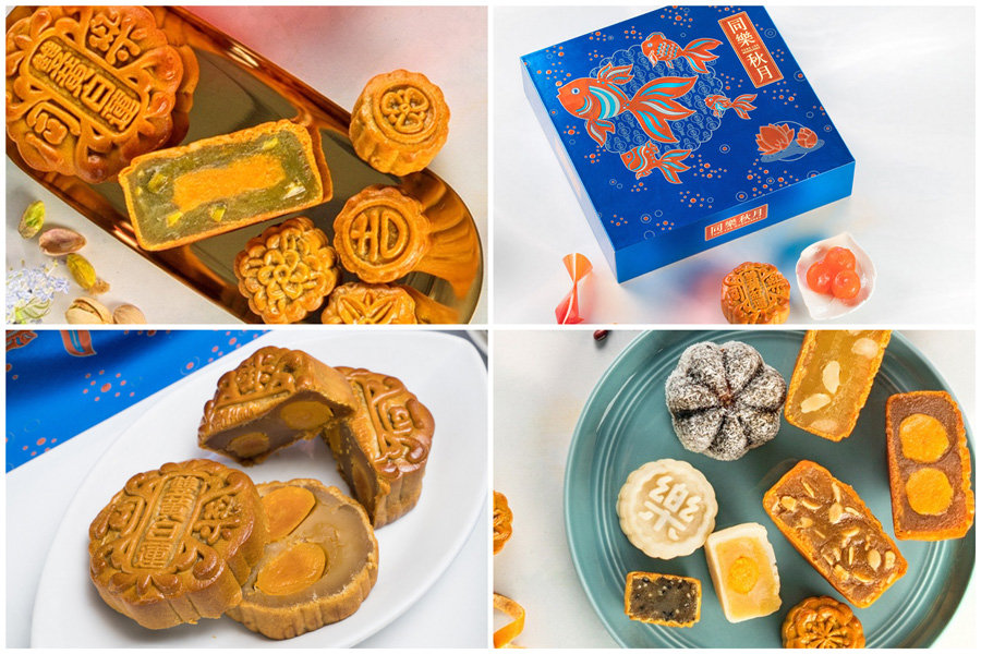 "TungLok Mooncakes - 1st Mooncakes Certified ""Lower Sugar and Source of Dietary Fibre"" In Singapore"