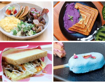 10 New Cafes In October - Cafes You Probably Haven't Heard About, Serving Korean Toast, Sugar-Free Cakes, Sichuan Brunch