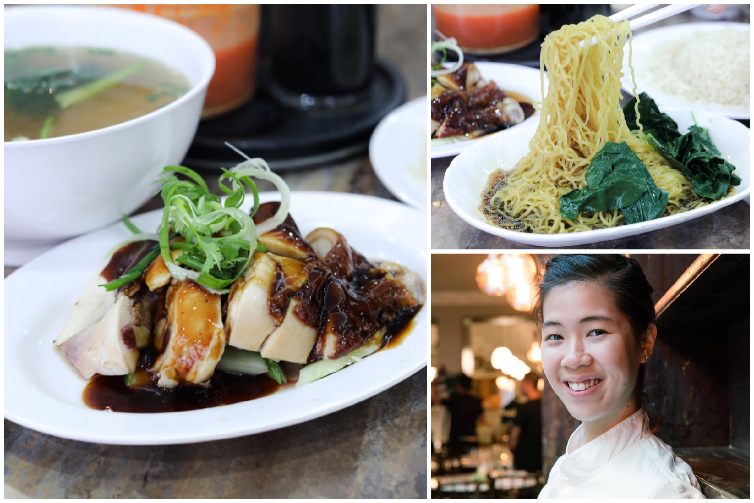 Lee Fun Nam Kee – Soya Sauce Chicken Rice By MasterChef Singapore Finalist Gen's Family