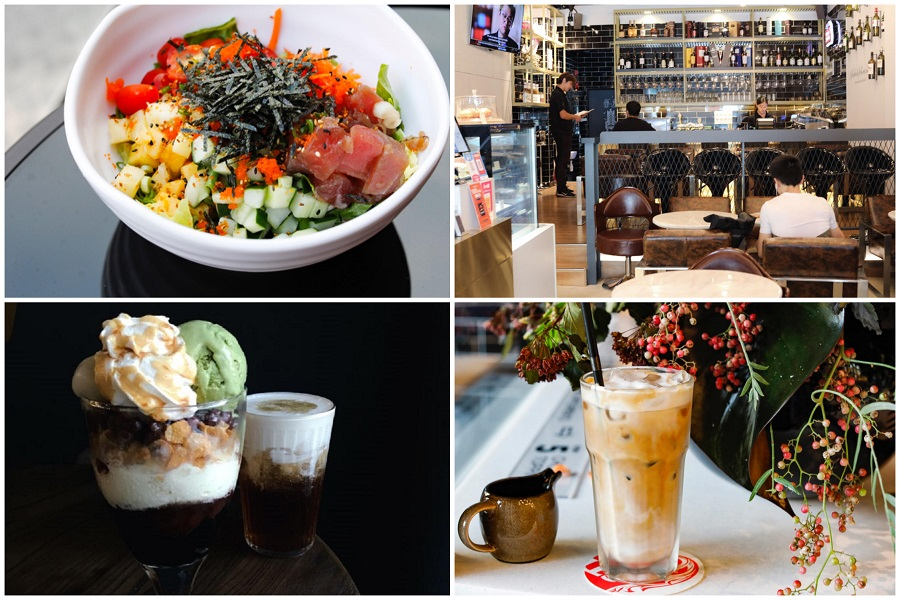 Black Fairy Coffee - NEW Cafe At Jalan Besar, With Goblin Burger, Poke Bowls And Enchanted Matcha Parfait